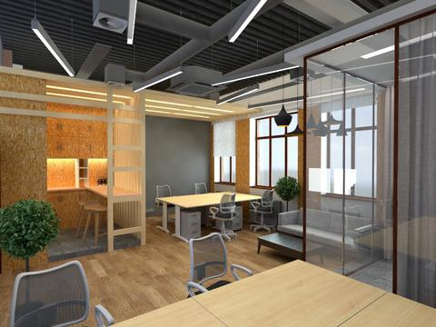Продажа офиса 50 кв.м. класса - Фото 1