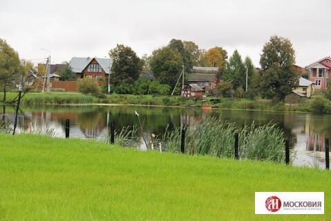 Участок 12 соток у пруда 30 км от МКАД по Калужскому/Варшавскому ш. - Фото 3