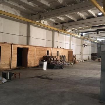Сдается теплое складское помещение 5700 кв.м 30 км от МКАД Калужское ш - Фото 3