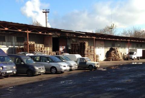 Продажа Склада на участке в 1,5 га. в г.Москва - Фото 3