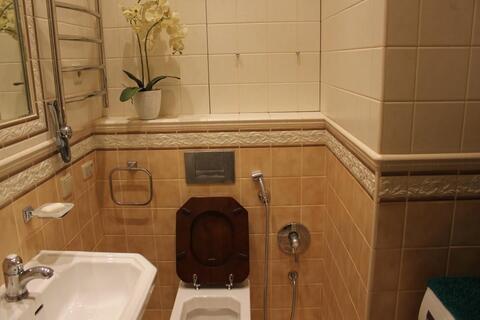Трехкомнатная квартира с дизайнерским ремонтом продается свободной - Фото 4