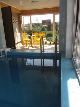 Дом-баня с бассейном посуточно в Истринском районе - Фото 5