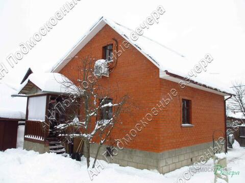 Калужское ш. 30 км от МКАД, Шаганино, Коттедж 120 кв. м - Фото 1