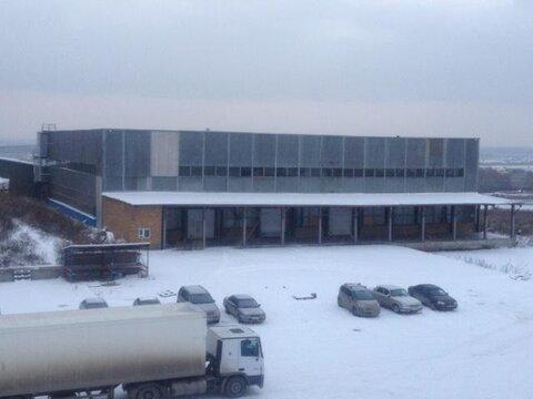 Теплый склад 2500 кв.м. со сталлажами в Екатеринбурге - Фото 1