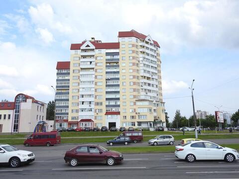 2-комнатная квартира в монолитном доме по пр-кту Строителей. Витебск - Фото 2