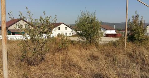 Продам участок 15 сот.в Раевской, фундамент, свет, вода, газ - Фото 1