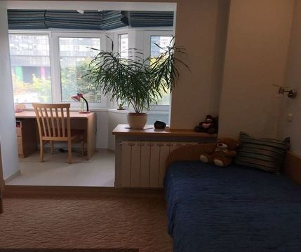 2х комнатная квартира, Зеленый проспект 22 - Фото 1