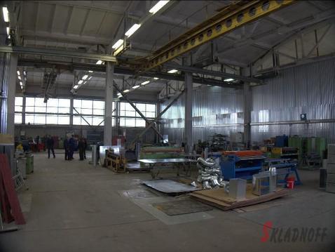 Склад и производство на Горьковском шоссе - Фото 1