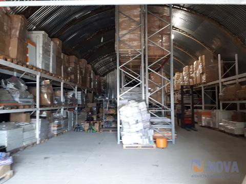 Сдается теплый склад, 450 м2 - Фото 2