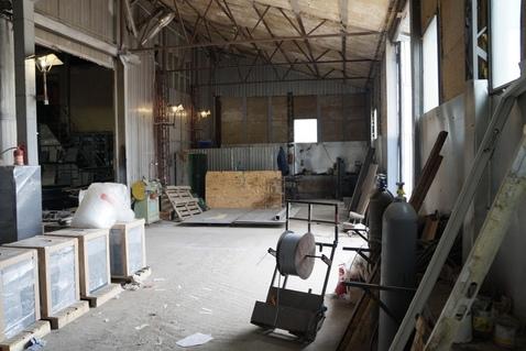 Сдается в аренду производственная площадка в г Дмитров - Фото 3