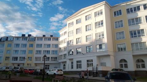 Квартира в ЖК Александровском с евроремонтом техникой и мебелью - Фото 1