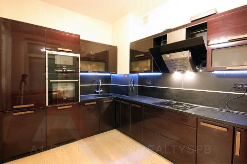 Элитная двухкомнатная квартира на Васильевском острове - Фото 2