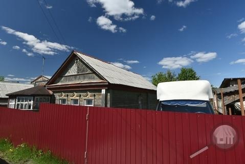 Продается отдельно стоящий дом с земельным участком, ул. Щербакова - Фото 1