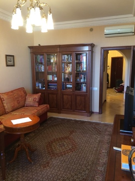 Продажа 4-комнатной квартиры на Казарменном переулке 3 стр.6 - Фото 4