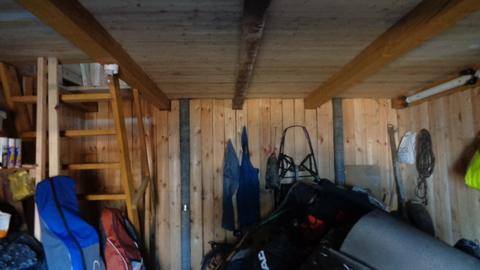 Продается гараж в г.Пушкино ГСК Салтыковский на Западной стороне - Фото 2