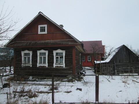 Продам дом с земельным участком 6 сот по адресу: г. Любань, в центре - Фото 1