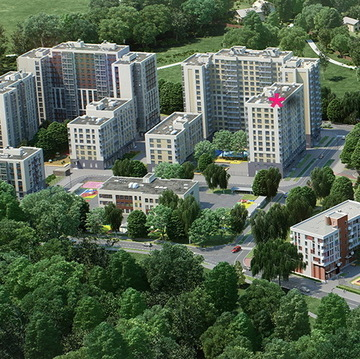 1-к квартира ЖК Испанские Кварталы 1-я очередь - дом построен - Фото 4
