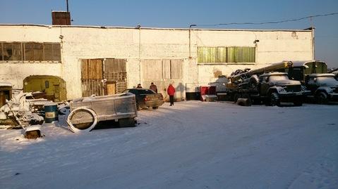 Промышленное здание в п. Ульяновка Тосненского района - Фото 2