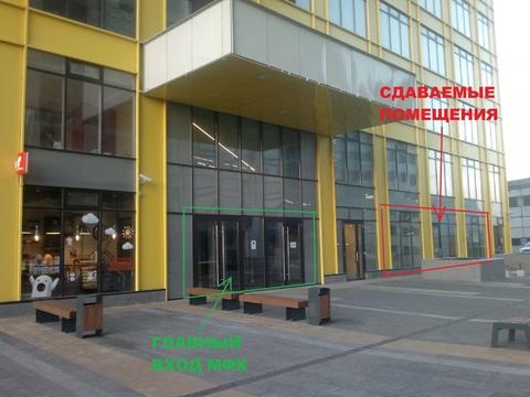 Сдаю псн 1 этаж 19м2 МФК Савеловский Сити - Фото 2
