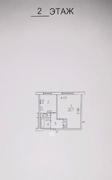 Квартира с удачной планировкой - Фото 5