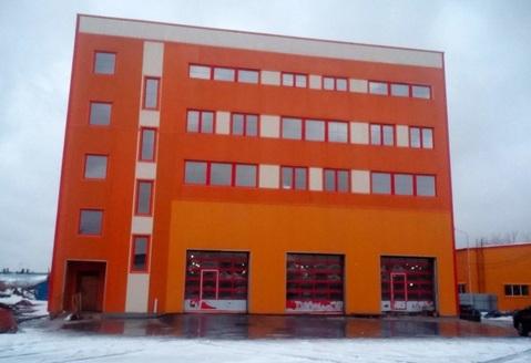 Административный корпус 3200кв.м. и проект склада 13200 кв.м. - Фото 2