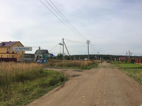 Земельный участок 15 соток в с. Вельяминово Домодедовского г/о. ЛПХ. - Фото 4