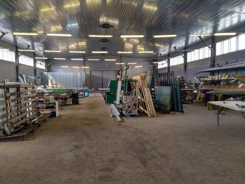 Производственно-складское помещение 700 кв.м - Фото 1
