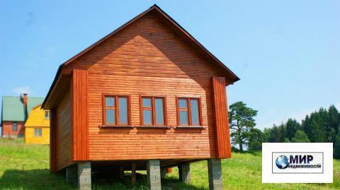 Дом с участком у реки Руза в деревне Лазарево Волоколамского района - Фото 1