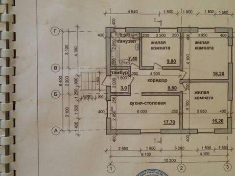 Продам дом 2-х эт. на уч. 7 соток. Район Жигулина роща. - Фото 3