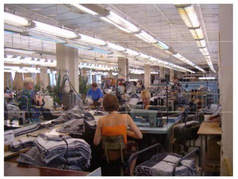Швейное производственное помещение 9000 кв.м. - Фото 2