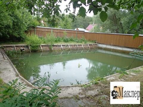 Дача 90 м2 сруб на участке 12 соток , с баней и прудом. - Фото 2