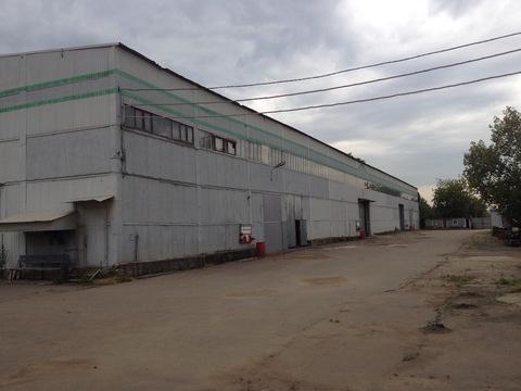 М.Лихоборы 5 м.п. Сдается производственное помещение 1536 кв.м - Фото 1