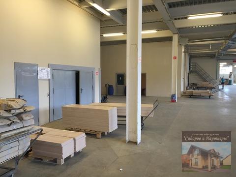 Сдается производственно-складской комплекс на участке 1 га - Фото 2