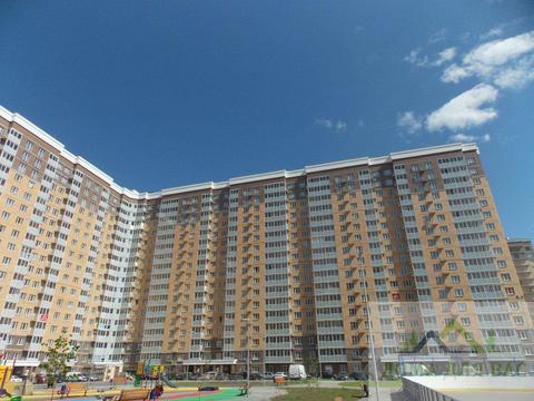 Уникальная по планировке 1-комнатная квартира, Люберцы 2015 - Фото 1