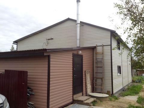 Дом 200 кв.м с земельным участком 10 соток массив Учхоз - Фото 2