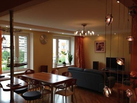 Комфортная трехкомнатная квартира в аренду - Фото 1