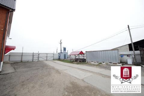 Продается производственно-складская база 1га д. Кривошеино - Фото 1