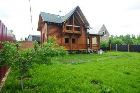 Дом 80 м2 и участок 8 соток в Голицыно, 30 км от МКАД - Фото 2