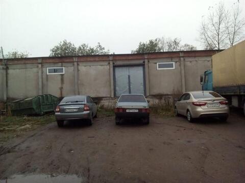 Сдам складское помещение 500 кв.м, м. Звездная - Фото 1