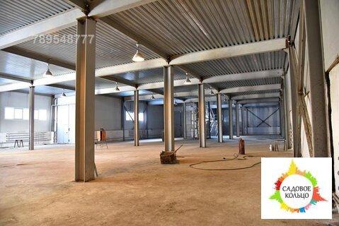 Сдается отдельно стоящий новый склад 1800 кв - Фото 5