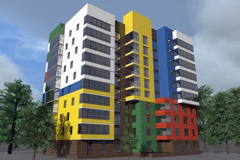Продажа 4-комнатной квартиры, 110.8 м2, Водопроводная, д. 39 - Фото 1
