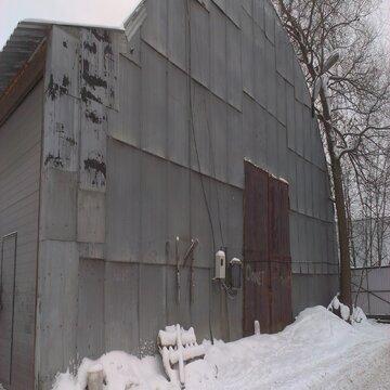Аренда холодного ангара в г.Мытищи - Фото 1