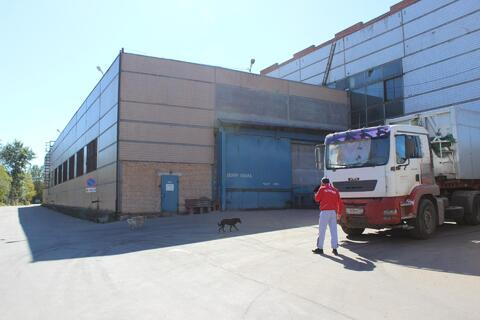 Холодный высокий склад на мкаде 900 м2 - Фото 1