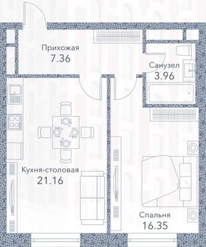 """ЖК """"Серебряный фонтан"""" - Фото 2"""