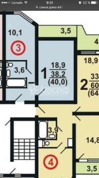 Продажа 1 комнатной квартиры в Брехово (Школьный мкр) - Фото 1
