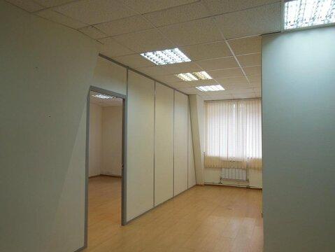 Офис 550р/кв.м. в Бизнес-центре на Полежаевой, 10а - Фото 3