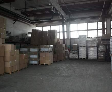 Площадь в аренду под склад 500 кв.м, м.Алтуфьево - Фото 3