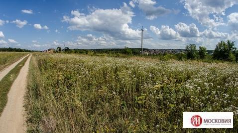 Земельный участок, 15 сот, близ пос. Щапово, 25 км по Калужскому ш. - Фото 1