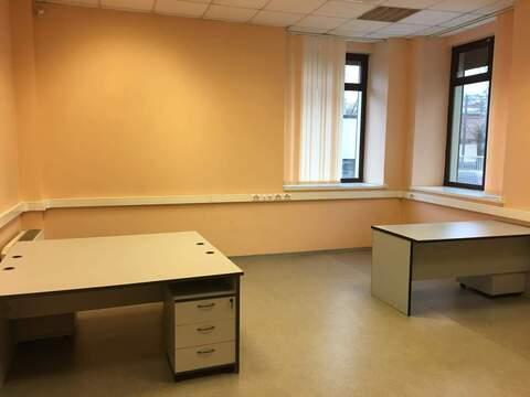 Офис в аренду 59.2 м2, м. Семеновская - Фото 1