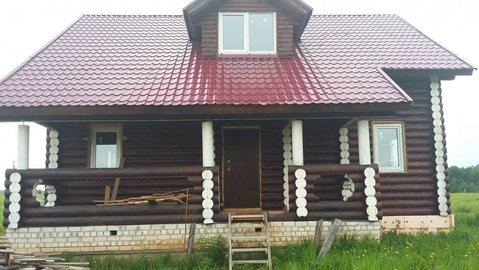 Продажа дома, 150 м2, Лойнолеспрома, д. 3 - Фото 1